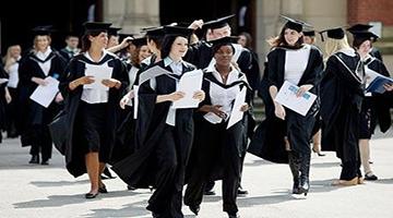 Chương trình giáo dục bậc đại học ở Anh