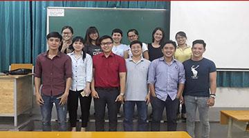Cảm nhận của học viên lớp Nghiệp vụ Xuất nhập khẩu K29
