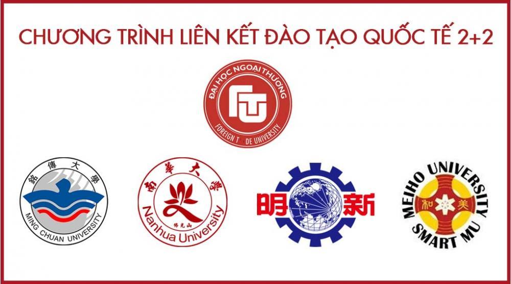 Đại học Ngoại thương - Chương trình Liên kết Đào tạo Quốc tế