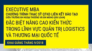 Tuyển sinh Thạc sỹ Quản trị Kinh doanh EMBA
