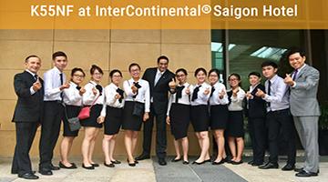Cam kết Thực tập có lương dành cho SV ngành Quản trị Du lịch - Khách sạn