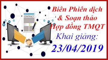 Khóa học Biên Phiên dịch & Soạn thảo Hợp đồng Thương mại Quốc tế