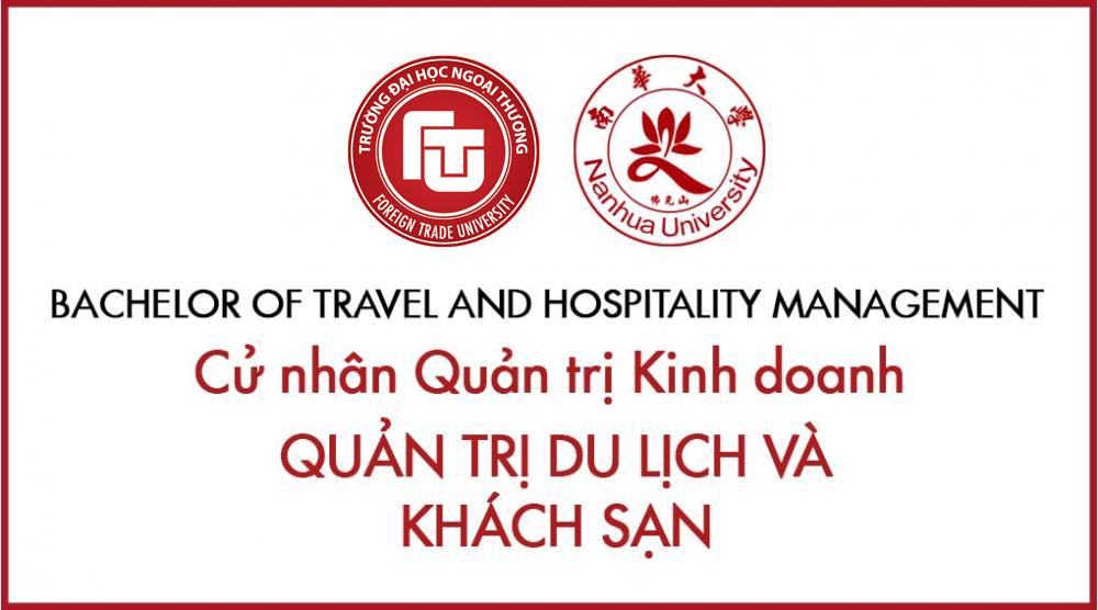 Tuyển sinh Ngành QTKD, chuyên ngành Quản trị du lịch - Khách sạn